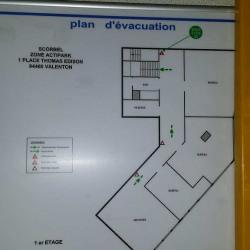 Location Entrepôt Valenton 727 m²