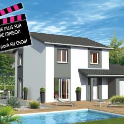 Maison  4 pièces + Terrain  600 m² Fleurie