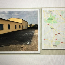 Vente Terrain Sens 1500 m²