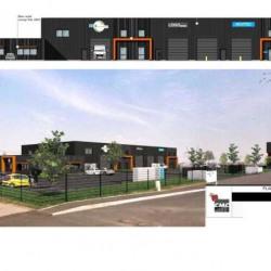 Vente Entrepôt Saint-Bonnet-de-Mure 357 m²