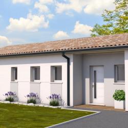 Maison  4 pièces + Terrain  470 m² Cussac-Fort-Médoc