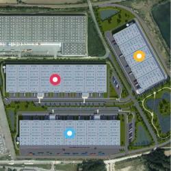 Location Entrepôt Bruyères-sur-Oise 142160 m²