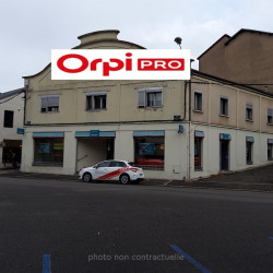 Location Bureau Nevers 400 m²