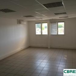Location Bureau Ussac 129 m²