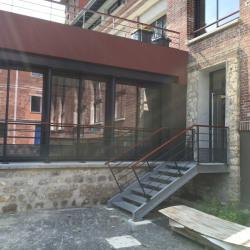 Location Bureau Chantilly 93 m²