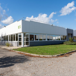 Location Bureau Mérignac 2289 m²