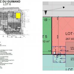Vente Entrepôt Valence 268 m²
