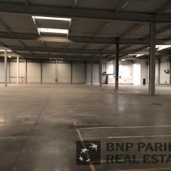 Location Entrepôt Bussy-Saint-Georges 4345 m²