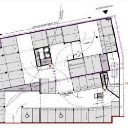Location Bureau Lyon 9ème 7677 m²