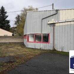 Vente Local d'activités Mozac 425 m²