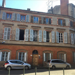 Location Bureau Toulouse 85 m²