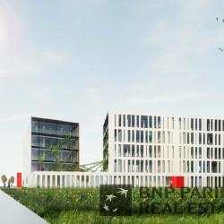 Location Bureau Toulouse 1966 m²