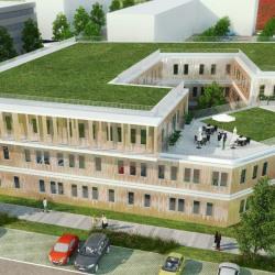 Location Bureau Bezannes 4500 m²