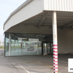 Location Local commercial Jaux 1732 m²