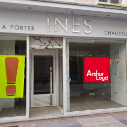 Location Local commercial Caen 126 m²