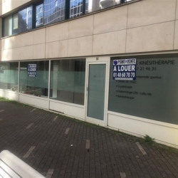 Location Local commercial Montrouge 72 m²
