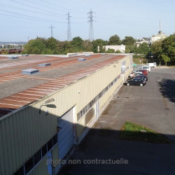 Vente Entrepôt Reims 4800 m²