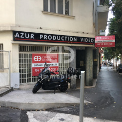 Location Local commercial Nice 40 m²