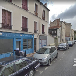 Location Local commercial Malakoff 21,68 m²