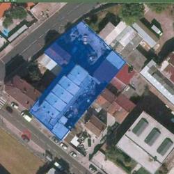 Vente Local d'activités Gennevilliers 2000 m²