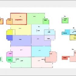 Location Local d'activités Décines-Charpieu 363 m²