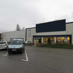 Location Local commercial Lavelanet 750 m²