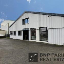 Vente Local d'activités Rennes 756 m²