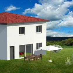 Maison  4 pièces + Terrain  400 m² L'Arbresle