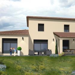 Maison  4 pièces + Terrain  712 m² Saint-Martin-de-Crau