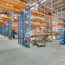 Location Local d'activités Fontenay-sous-Bois 3975 m²