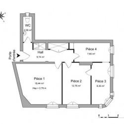 Location Local commercial Perpignan 59 m²