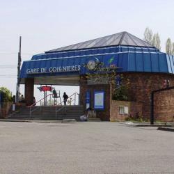 Location Local d'activités Coignières 1787 m²
