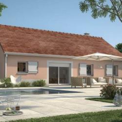 Maison  4 pièces + Terrain  390 m² Maintenon