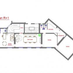 Location Bureau Paris 10ème 204 m²