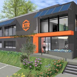 Location Bureau Dardilly 118 m²