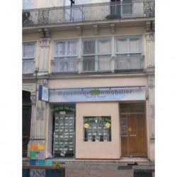 Location Local commercial Rouen 64 m²