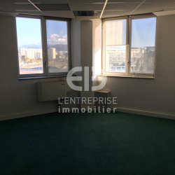 Location Bureau Nice 73 m²