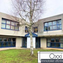 Location Bureau Vaux-le-Pénil 650 m²