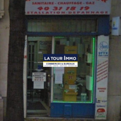 Cession de bail Local commercial Paris 20ème 28 m²