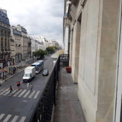 Location Bureau Paris 2ème 73,5 m²