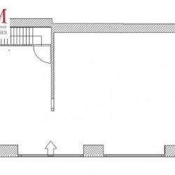 Cession de bail Local commercial Tours 110 m²