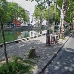 Location Local commercial Paris 10ème 180 m²