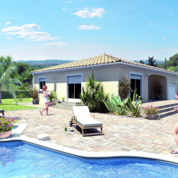 Maison  4 pièces + Terrain  810 m² Le Vigan