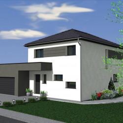 Maison  5 pièces + Terrain  693 m² Sarrebourg