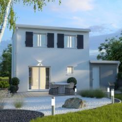 Maison  4 pièces + Terrain  621 m² Luigny