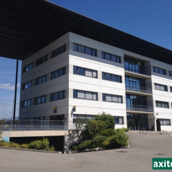 Location Bureau Alixan 219 m²