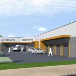 Vente Local d'activités Le Pian-Médoc 566 m²