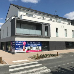 Vente Local commercial Le Plessis-Grammoire 179 m²