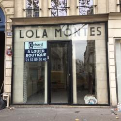 Location Local commercial Paris 2ème 82 m²
