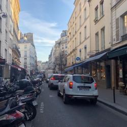 Cession de bail Local commercial Paris 6ème 55 m²